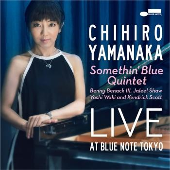 Cover Live At Blue Note Tokyo