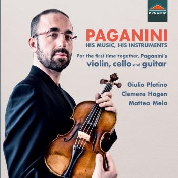 Cover Paganini: His Music, His Instruments