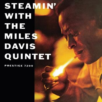 Cover Steamin' With The Miles Davis Quintet