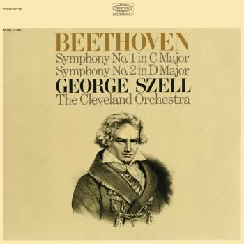 Cover Beethoven: Symphonies Nos. 1 & 2 (Remastered)