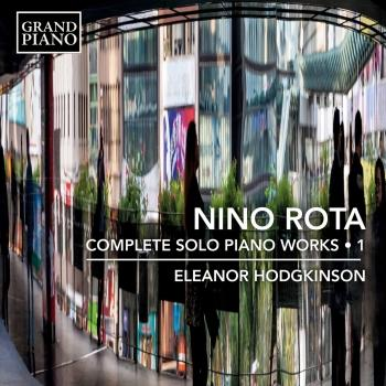 Cover Rota: Complete Solo Piano Works, Vol. 1