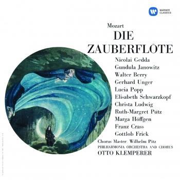 Cover Mozart: Die Zauberflöte (The Magic Flute) (Remastered)