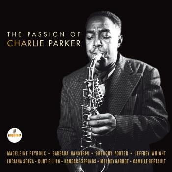 Cover The Passion Of Charlie Parker