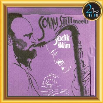 Cover Sonny Stitt Meets Sadik Hakim (Remastered)