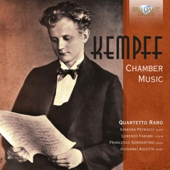 Cover Kempff: Chamber Music