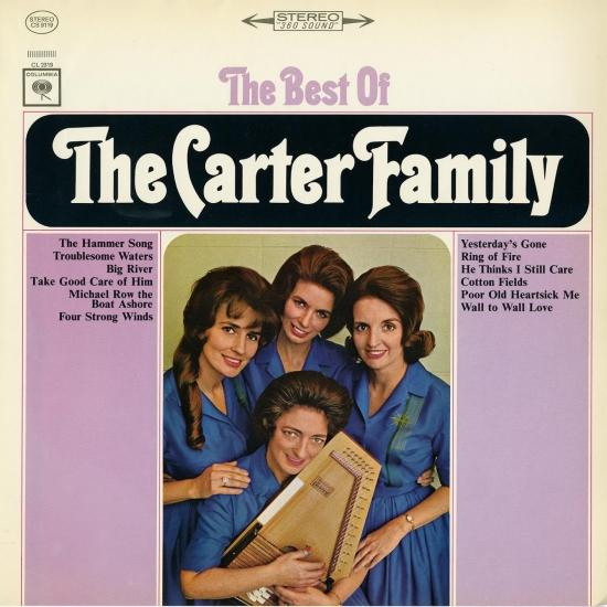 Cover The Best of the Carter Family