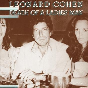 Cover Death Of A Ladies' Man
