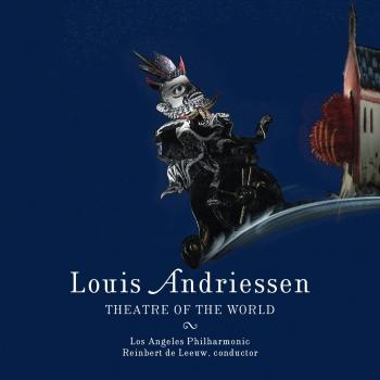 Cover Andriessen: Theatre of the World