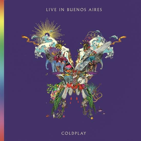 Cover Live In Buenos Aires