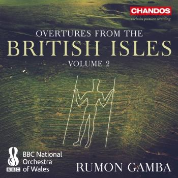 Cover Overtures from the British Isles, Vol. 2