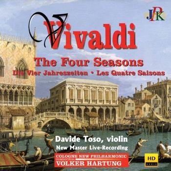 Cover Vivaldi: The Four Seasons (Live)