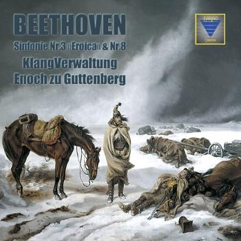 "Cover Beethoven: Sinfonie Nr. 3 ""Eroica"" & Nr. 8 (Remastered)"