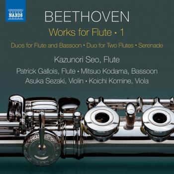 Cover Beethoven: Works for Flute, Vol. 1