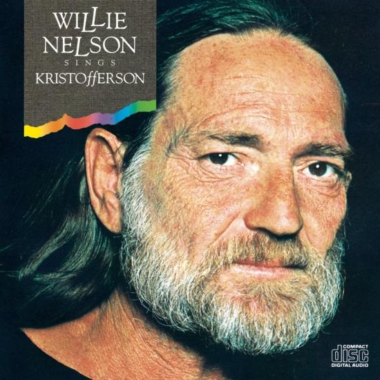 Cover Willie Nelson Sings Kristofferson