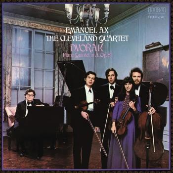 Cover Dvorák: Piano Quintet in A Major, Op. 81 (Remastered)