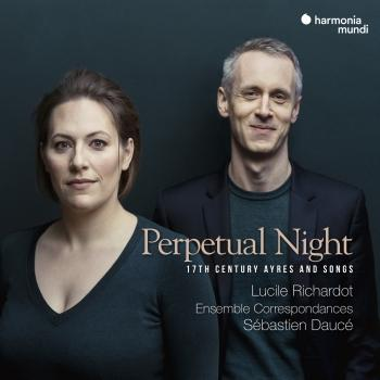 Cover Perpetual Night: 17th Century Airs and Songs