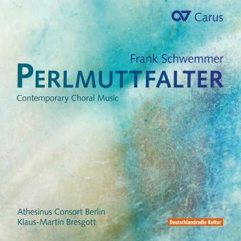 Cover Perlmuttfalter: Contemporary Choral Music for Mixed Choir Acappella