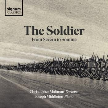 Cover The Soldier: From Severn to Somme