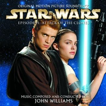 Cover Star Wars Episode II - Attack of the Clones (Original Motion Picture Soundtrack)