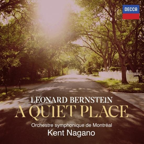 Cover Bernstein: A Quiet Place