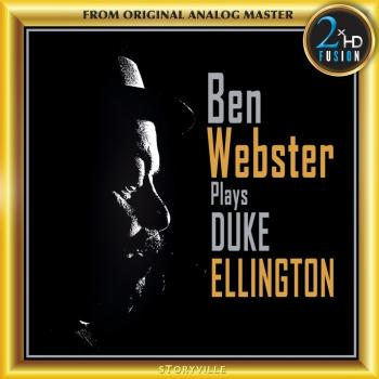 Cover Ben Webster Plays Duke Ellington (Remastered)