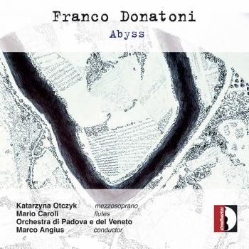 Cover Donatoni: Abyss