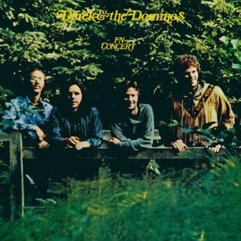 Cover Derek & The Dominos In Concert (Live at the Fillmore East)