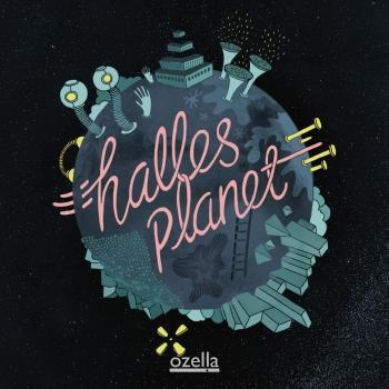 Cover Halle's Planet