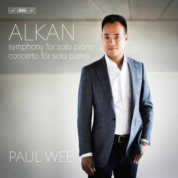 Cover Alkan: Symphony for Solo Piano & Concerto for Solo Piano