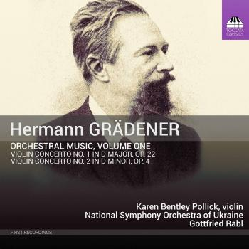 Cover Grädener: Orchestral Music, Vol. 1