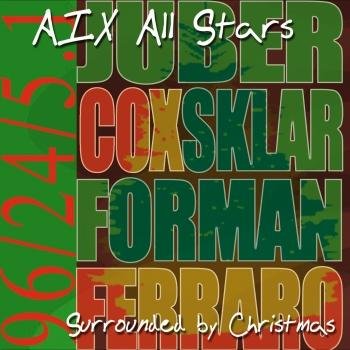 Cover AIX Allstars Surrounded by Christmas