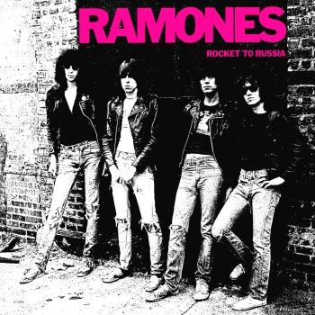 Cover Rocket To Russia (Remastered)