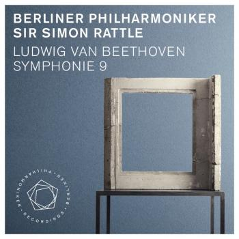 Cover Ludwig van Beethoven: Symphony No. 9 in D Minor, Op. 125