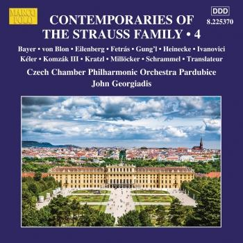 Cover Contemporaries of the Strauss Family, Vol. 4
