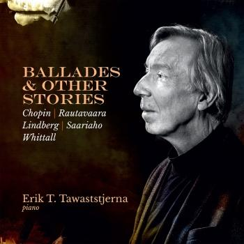Cover Ballades & Other Stories