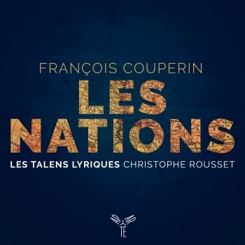 Cover Couperin: Les Nations