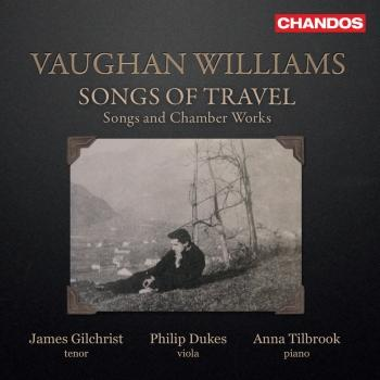 Cover Vaughan Williams: Songs of Travel