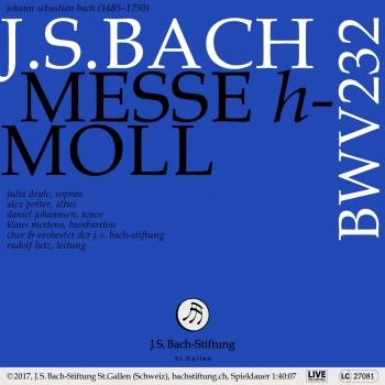 Cover Messe h-Moll, BWV 232
