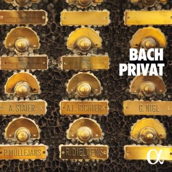 Cover Bach Privat