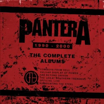 Cover The Complete Albums 1990-2000 (Remastered)