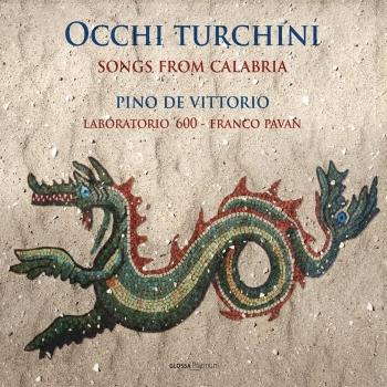 Cover Occhi turchini: Songs from Calabria