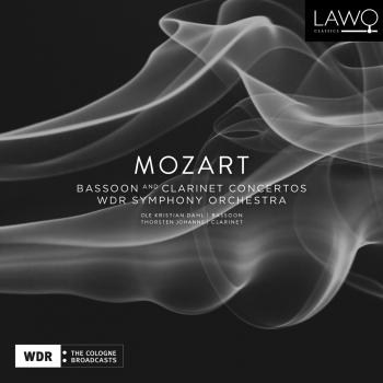 Cover Mozart (Bassoon and Clarinet Concertos)