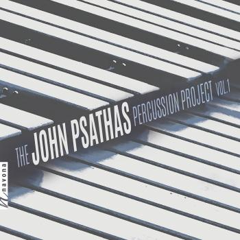 Cover The John Psathas Percussion Project, Vol. 1