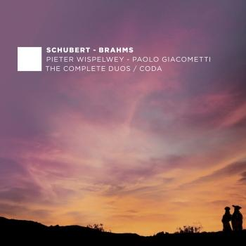 Cover F. Schubert & J. Brahms: The Complete Duos - Coda