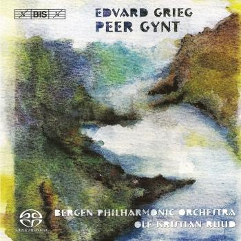 Cover Grieg: Peer Gynt (Complete Play and Complete Incidental Music)