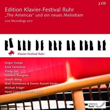 Cover The Americas and a new Melodram: Edition Ruhr Piano Festival, Vol. 36