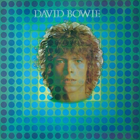 Cover David Bowie (aka Space Oddity) (Remastered)