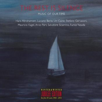 Cover The Rest Is Silence - Music of Our Time (Jubilee Edition)