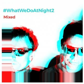Cover #WhatWeDoAtNight 2 (Mixed)