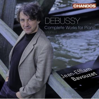 Cover Debussy: Complete Works for Solo Piano Volume 4